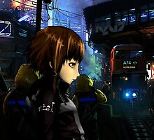 Lain by Zergling