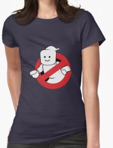 Lego Ghostbusters Womens Fitted T-Shirt