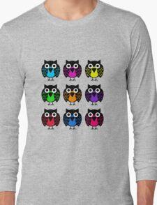 bird tee Long Sleeve T-Shirt