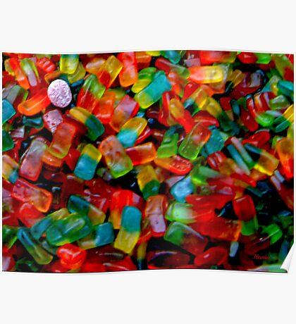 Gummy Yummy  Poster