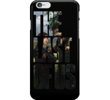 Tlou (collage 2) iPhone Case/Skin