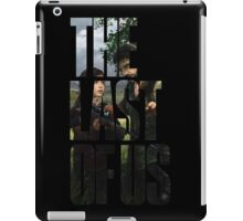 Tlou (collage 2) iPad Case/Skin