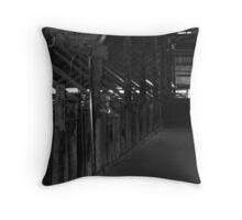 Mungo Station 2 Throw Pillow