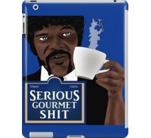 Serious Gourmet Shit iPad Case/Skin