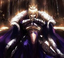 saber by Zergling
