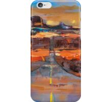 The land of Rock Towers iPhone Case/Skin