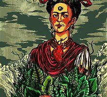 Frida by Nicolae Negura
