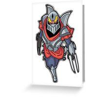 Chibi Zed League of Legends Greeting Card