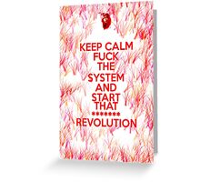 Che Guevara  1st Greeting Card