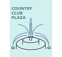 Kansas City Country Club Plaza  Photographic Print