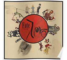 fate zero Poster