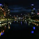 Melbourne  by Graham Schofield