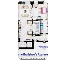 Carrie Bradshaw apt. (Sex and the City movies) iPhone Case/Skin