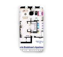 Carrie Bradshaw apt. (Sex and the City movies) Samsung Galaxy Case/Skin