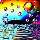 Sound Wave Spectrum by Sally Green