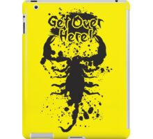 Get Over Here iPad Case/Skin