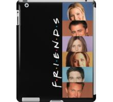Friends - photos iPad Case/Skin