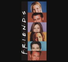 Friends - photos T-Shirt