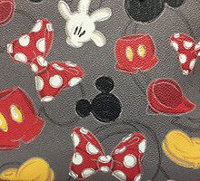 Dooney and Bourke Mickey Body Parts by zmayer