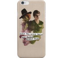 Wicked Pan;   iPhone Case/Skin