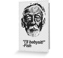 Anti-Icons: Albert Fish Greeting Card