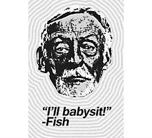 Anti-Icons: Albert Fish Photographic Print