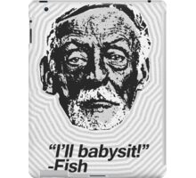 Anti-Icons: Albert Fish iPad Case/Skin