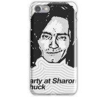 Anti-Icons: Charles Manson iPhone Case/Skin