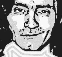 Anti-Icons: Charles Manson Sticker