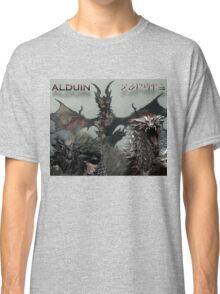 Homage to the World Eater Classic T-Shirt
