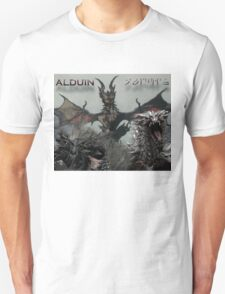 Homage to the World Eater Unisex T-Shirt