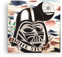 Darth Vader: Home Sick Canvas Print