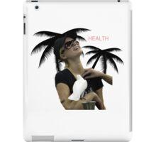 HEALTH iPad Case/Skin