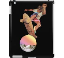 SK8 @ EARTH (II) iPad Case/Skin