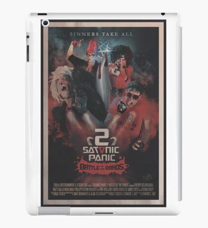 Satanic Panic 2 Poster iPad Case/Skin