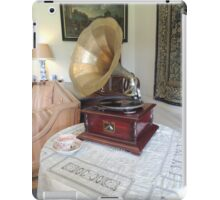 Sounds of History iPad Case/Skin