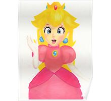 princess peach Poster