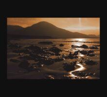 Lohar Beach Co Kerry Ireland Kids Tee