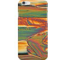 Erbium nitrate under the microscope iPhone Case/Skin