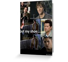 Supernatural Greeting Card