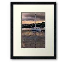 Mirror - Newport - The HDR Series Framed Print