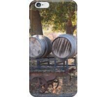 Old Barrels iPhone Case/Skin