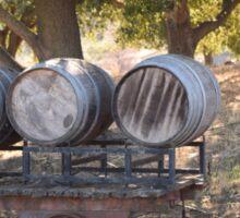 Old Barrels Sticker