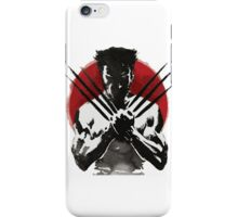 The Wolverine 2 iPhone Case/Skin