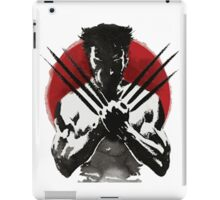 The Wolverine 2 iPad Case/Skin
