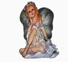 Angel T-Shirt by Virginia N. Fred