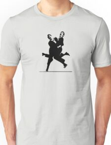 It takes two.... Unisex T-Shirt