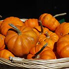Little pumpkins by LudaNayvelt