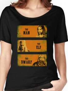 The Man The Elf The Dwarf Women's Relaxed Fit T-Shirt