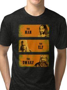 The Man The Elf The Dwarf Tri-blend T-Shirt